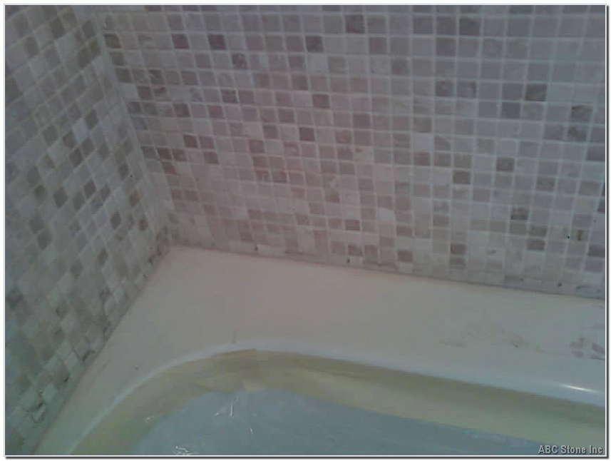 Bath Tub Old Caulk