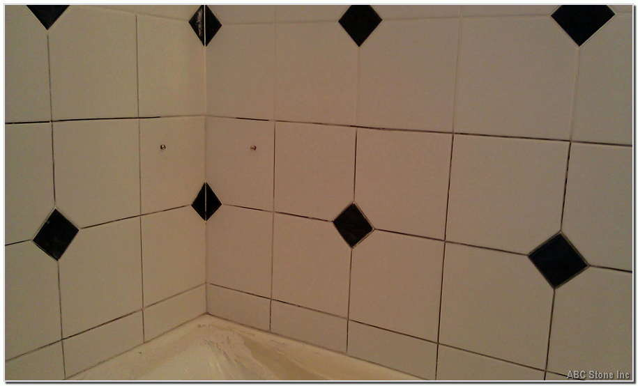 Ceramic Shower Walls Re Grouting