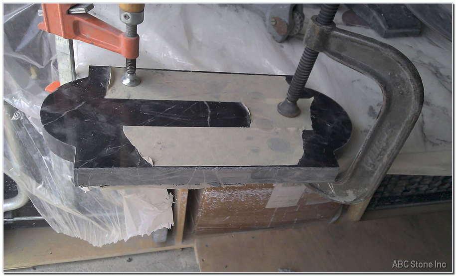 Custom Marble Piece Fabrication