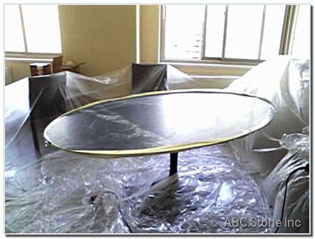 Dining  Tabletop  Repair