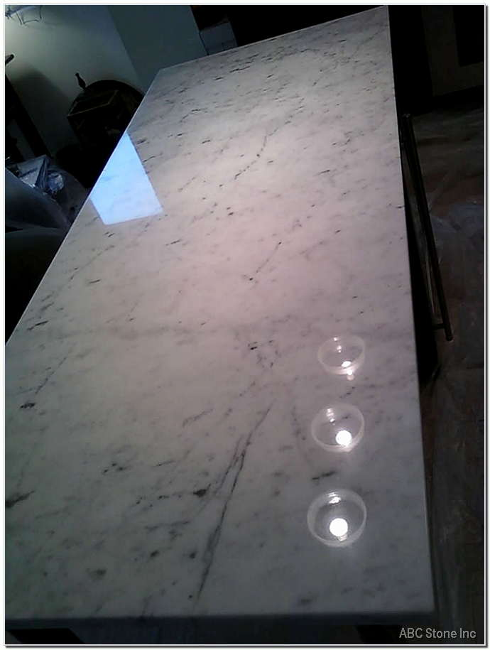 Polished Kitchen Island