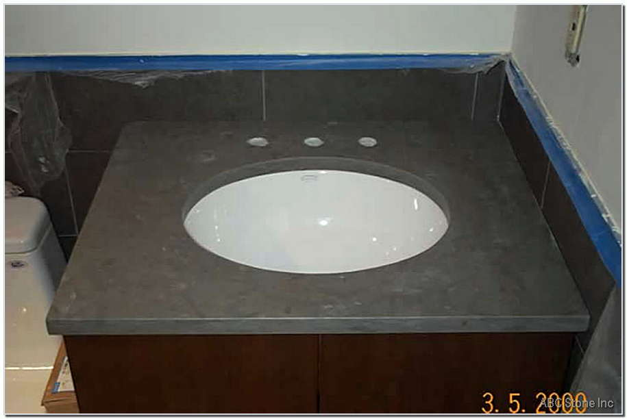 Marble Surface Installation