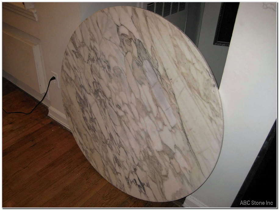 Marble Tabletop Fixed