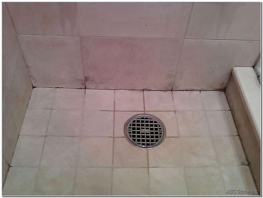 Molded Shower Floor
